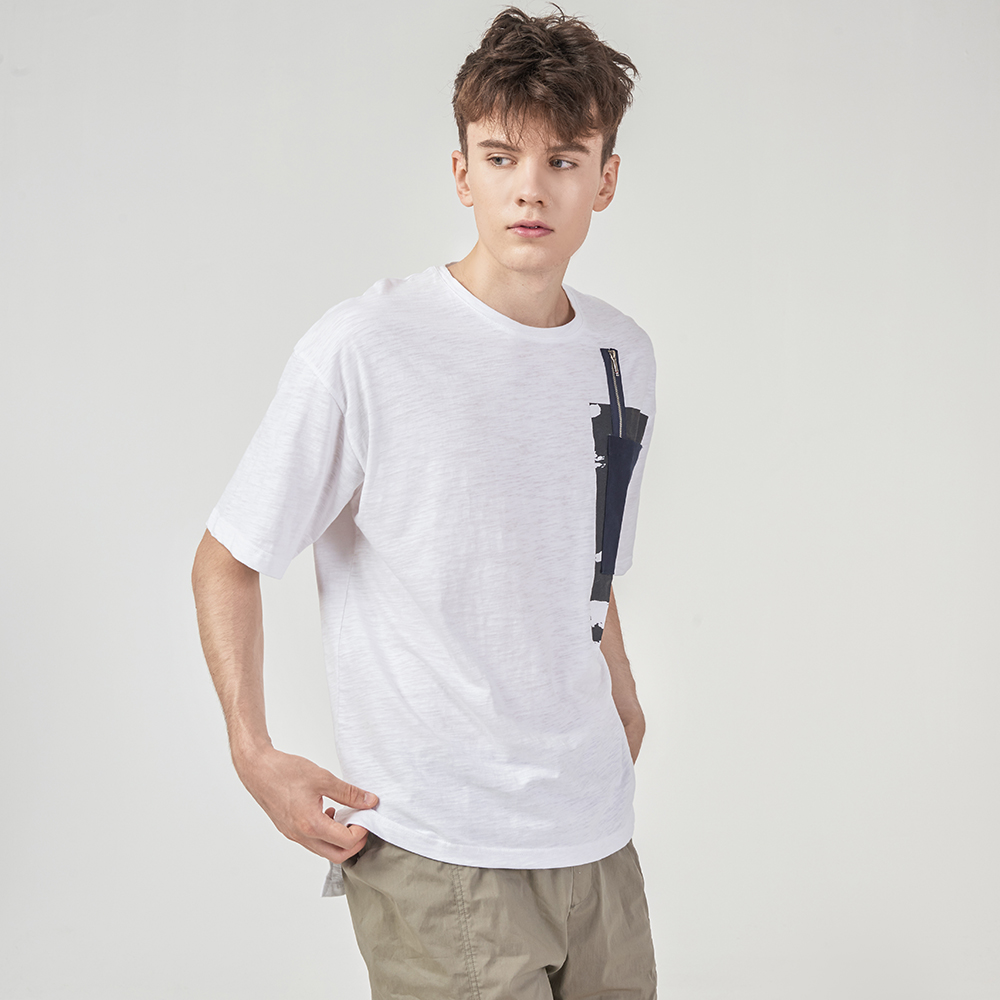 Build The Foundations To Your Look With Our Collection Of Designer T-shirts For Men