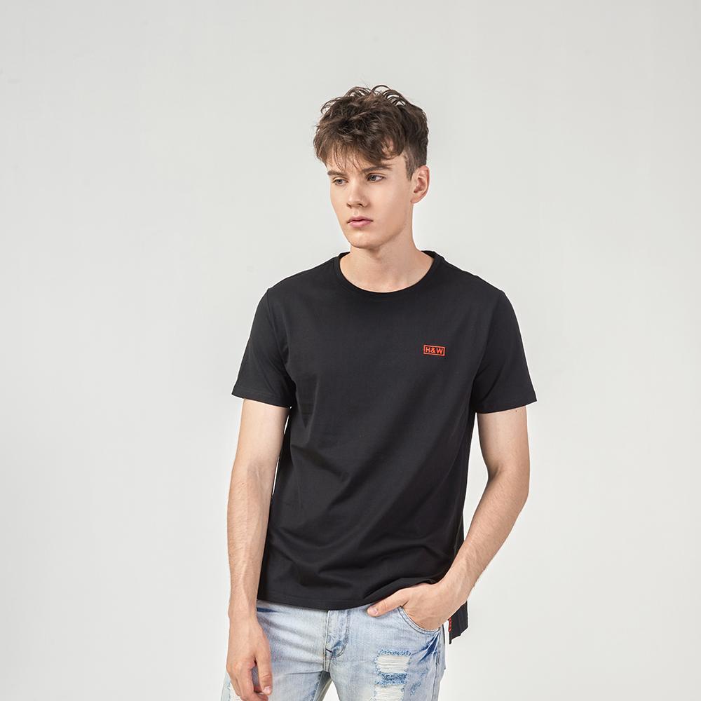 Hellen Woody Men's T-shirts It Might Be Basic But Super-versatile